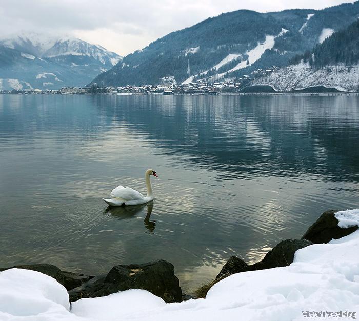 Zell am See, Austria.
