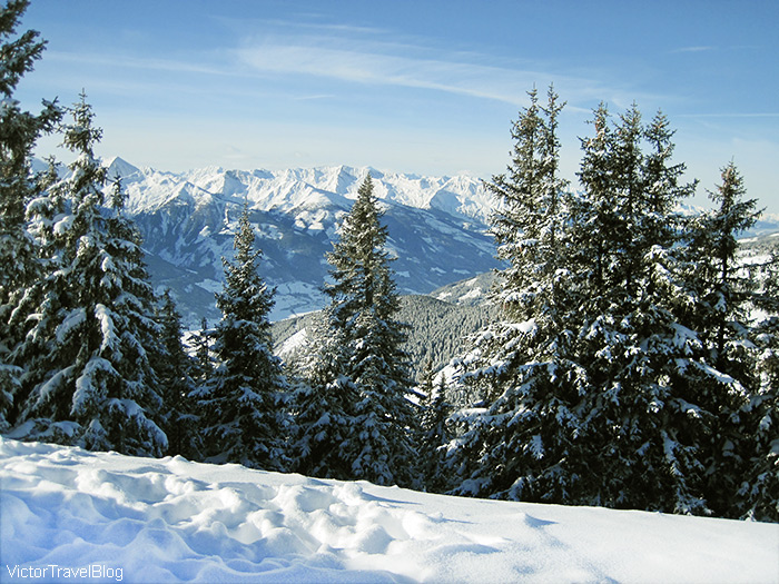 Zell am See-Kaprun, Austria.