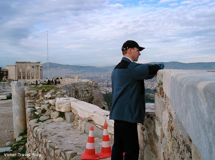 Acropolis, Athens Greece.