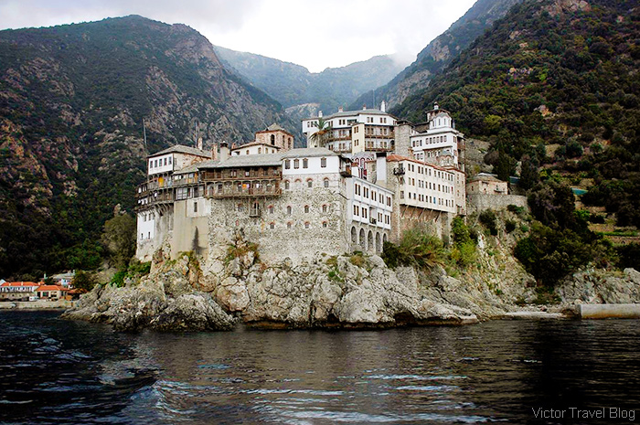 Mount Athos. Halkidiki, Greece.
