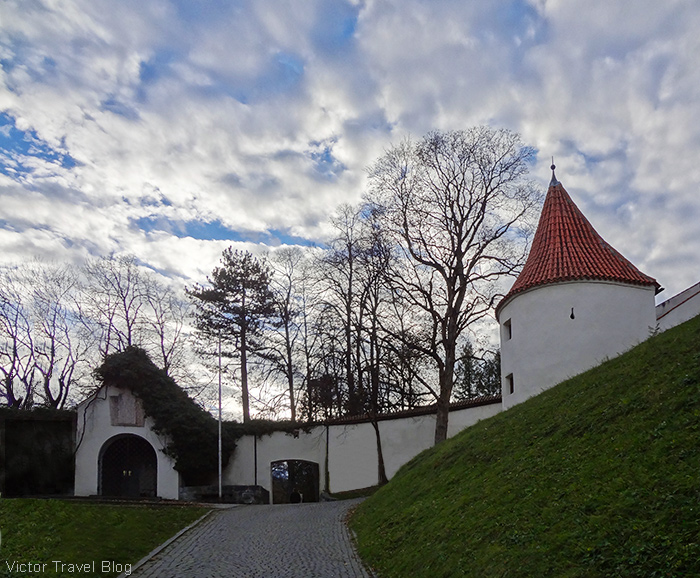 The High Castle of Fuessen, Bavaria, Germany.