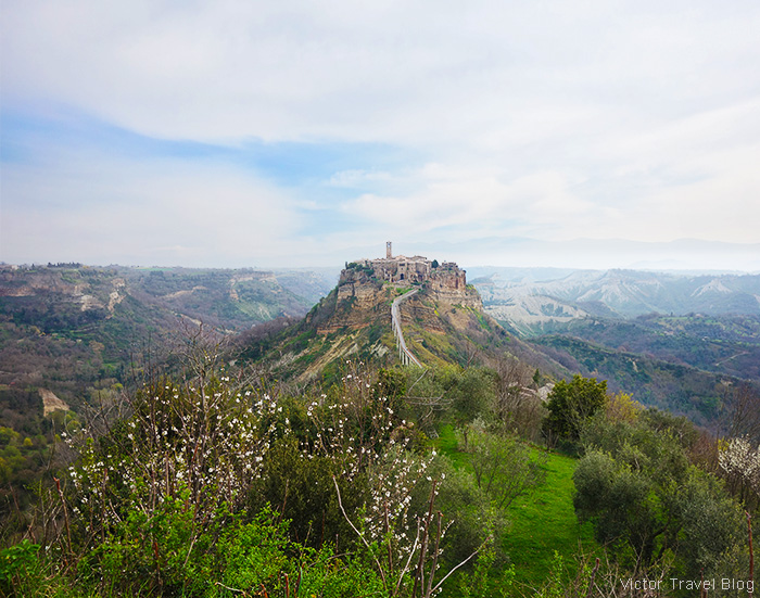 To Civita di Bagnoregio, Italy, Accompanied by Orvieto Classico ...