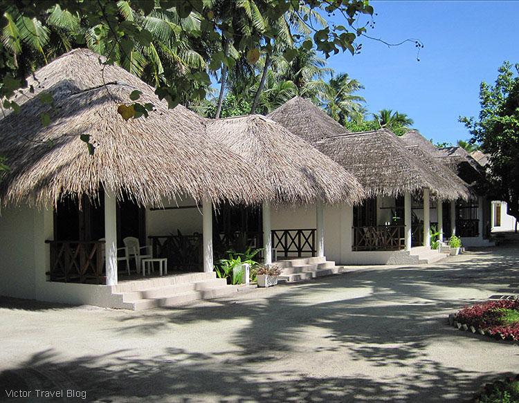 Comfort rooms starting from 301.  Fihalhohi Island Resort, the Maldives.