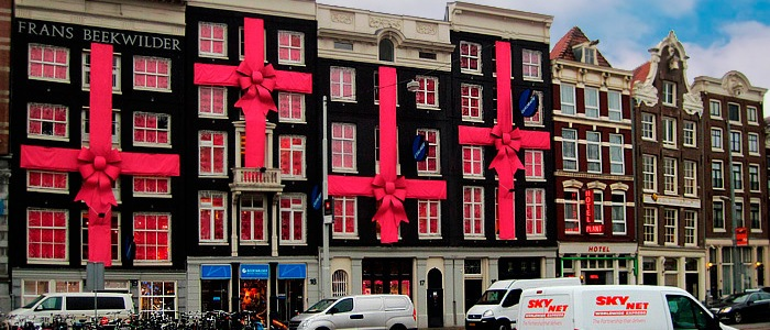 Amsterdam, the Nitherlands.