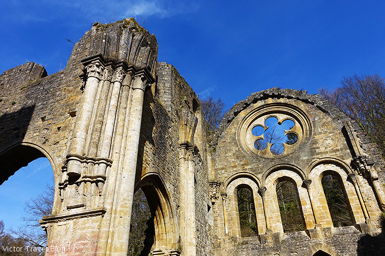 Abbaye d'Orval, Belgium.
