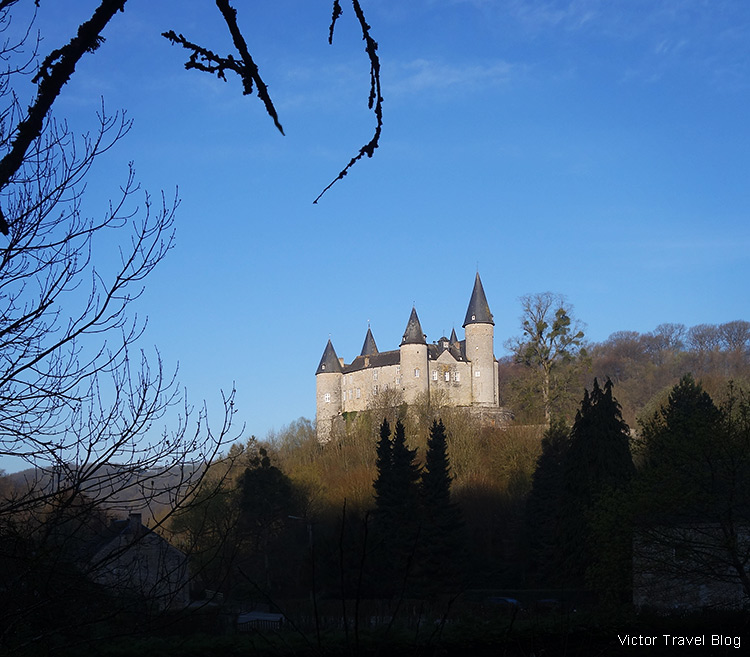 Chateau de Veves, Belgium.