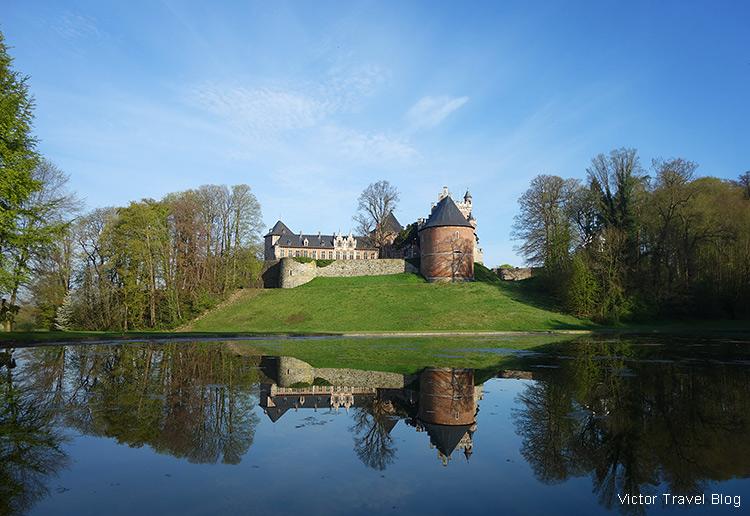 Gaasbeek Castle, Belgium.