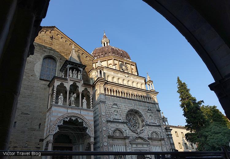 Cappella Colleoni, Bergamo, Italy.