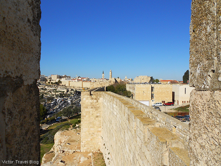 The Walls of Jerusalem, Israel.