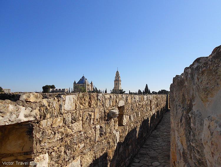 The Walls of Jerusalem, Israel.