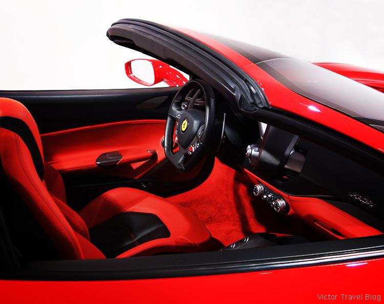 Ferrari F142M, the Ferrari Museum, Maranello, Italy.