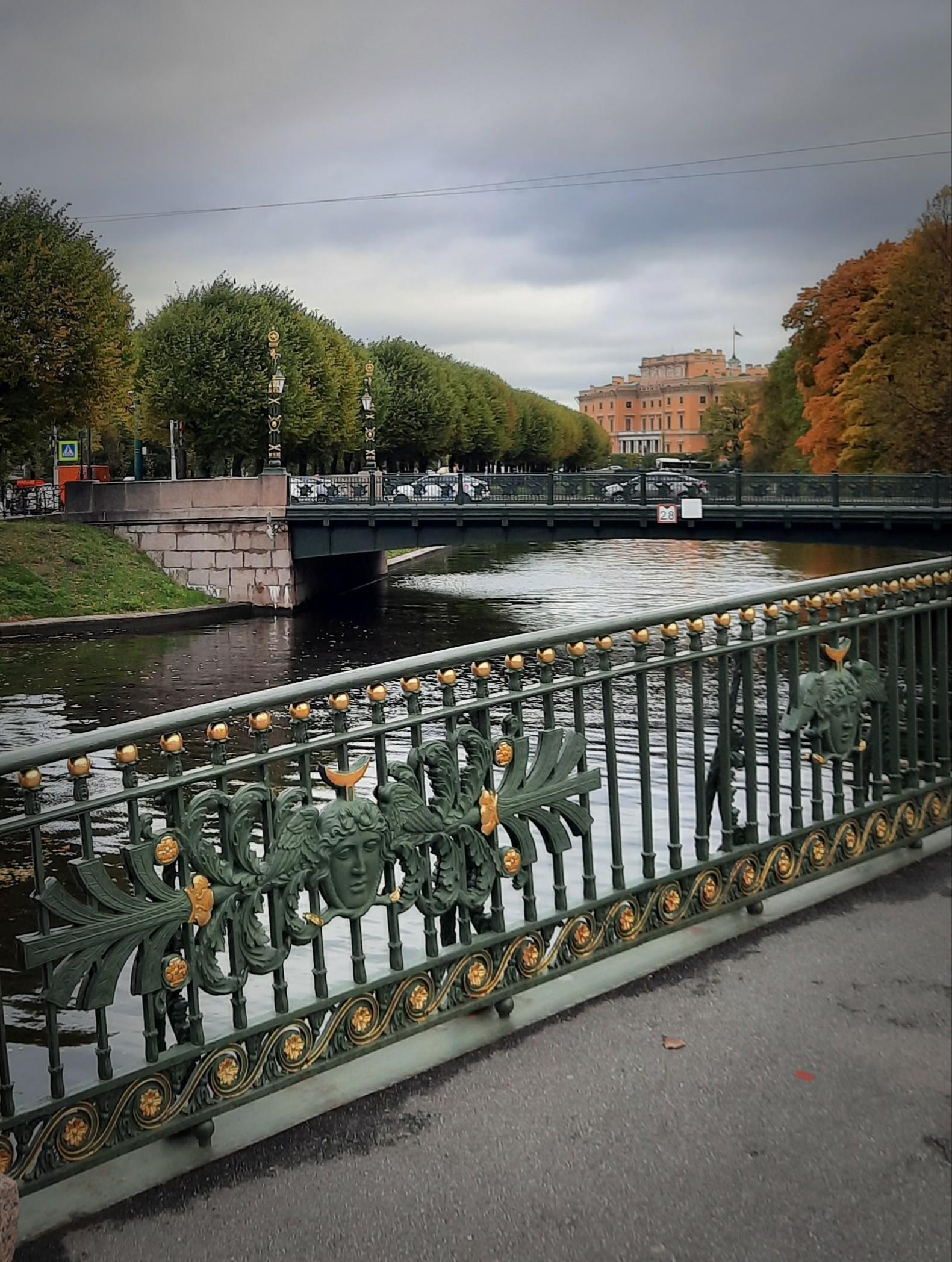 In Saint Petersburg, Russia.